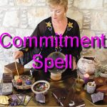 Witchcraft Commitment Spell