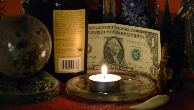Money Magic Spells